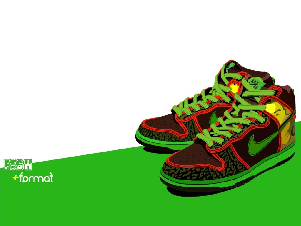 huge discount bf7bd 9f210 Nike SB De La Soul High