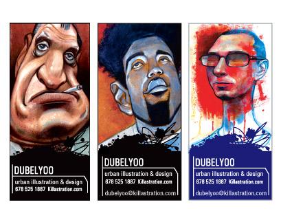 Dubelyoo - Biz Card