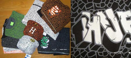 Huf Quake Pattern Collection