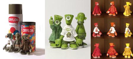 Michael Lau Figurines
