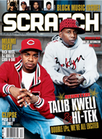 Scratch Magazine - Talib Kweli and Hi-Tek
