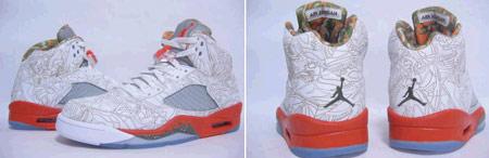 Jordan Laser 2007