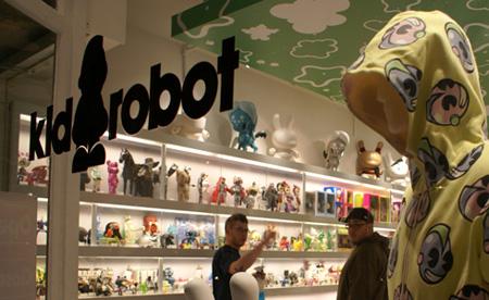 KidRobot Store
