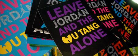 Leave Jordan and Wu-Tang Alone