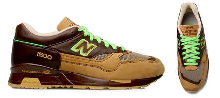 Peanut Butter New Balance