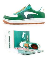 Sneakerbox - Ari Menthol