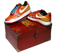 Sneakerbox - Year of the Dog AF1