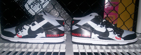 Sneakerpimps Customs