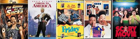 Top Five Black Comedies