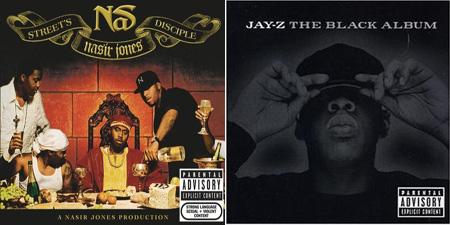 Nas vs. Jay-Z