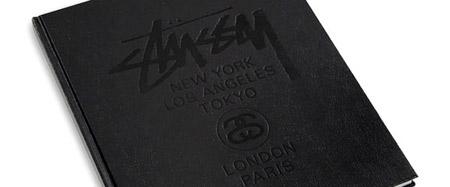 stussy world tour book