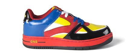 Greedy Genious '07 Spring Sneakers