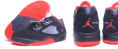 Air Jordan V Player Exclusive - Derek Anderson