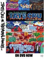 Tats Cru DVD