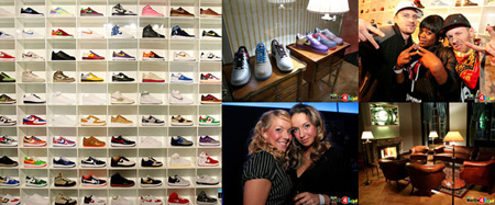 Pictures from the Air Force 1 Private Party in Berlin