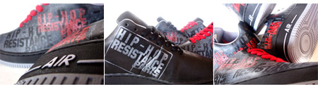 AF1 Hip-Hop Resistance