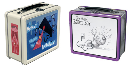 Darkhorse Lunchboxes