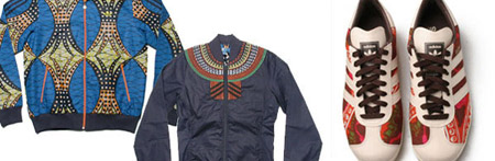 Adidas Materials of the World Africa