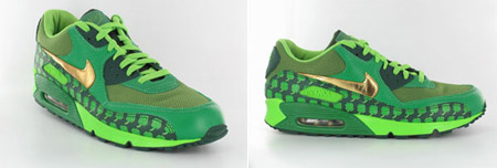 Nike Air Max 90 - St. Patrick's Day Edition