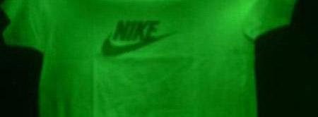 Nike Glow In The Dark Tees