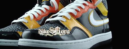 "Nike Court Force High Premium ""Safari Pack"""
