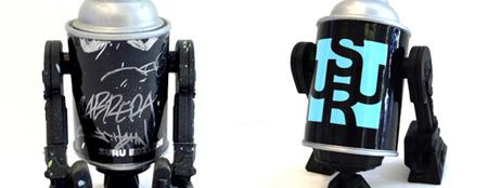 SURU x Nathan Cabrera - SURU Droid