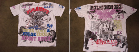 TLFI x Diplomats T-Shirt