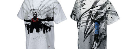 Air Jordan Alpha & Omega Tee Shirts