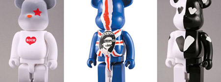 Twelve Bar / Gallery 1950 / Sex Pistols Be@rbrick