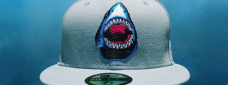 Goodfoot 'Jaws' New Era