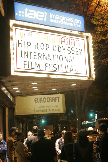 Hip Hop Odyssey International Film Festival