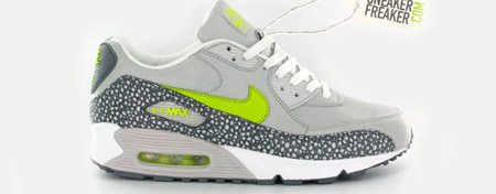 Nike Cactus Safari Pack Air Max 90