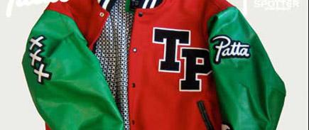 Patta x Trainerspotter Varsity Jacket