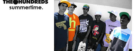 The Hundreds Summer 2007 Collection