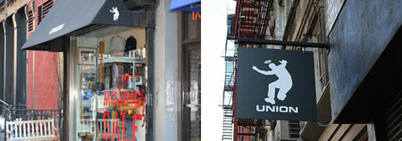 New Union Store in NYC