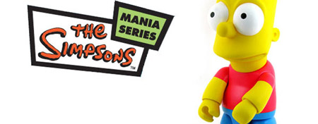 Bart Simpson Qee Figure