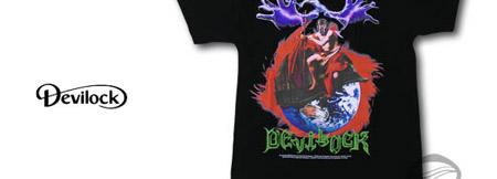 Devilock '07 T-shirts