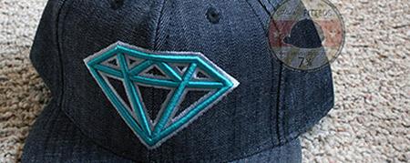 Diamond Supply Co. x Estate LA Denim Fitted