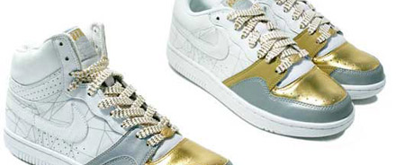 Nike Court Fource Premium Bling Bling Pack