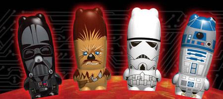 Mimobot Star Wars Series