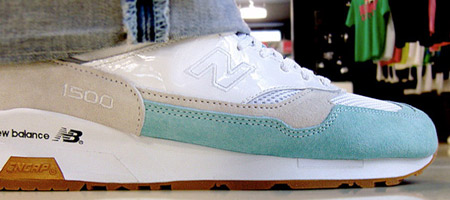 Solebox x New Balance 1500 Toothpaste Pack