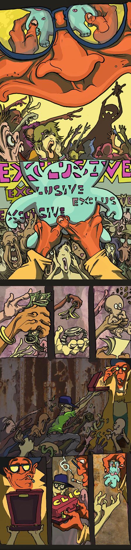 Predators of the Sprawl - Issue One