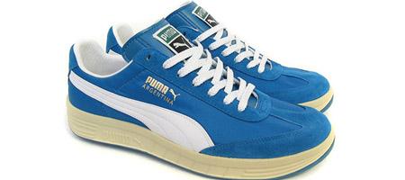 Puma Blue Argentina