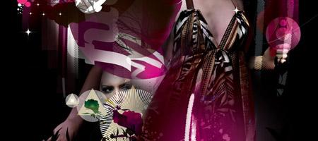 Brand Nu: Splatters, Shapes & Colours