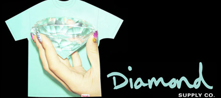 Diamond Supply Co. Cold as Ice Tee