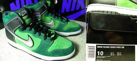 Nike SB Brute Dunk High