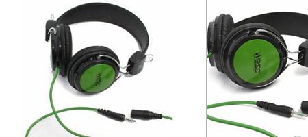 Steve Aoki x WeSC Headphones