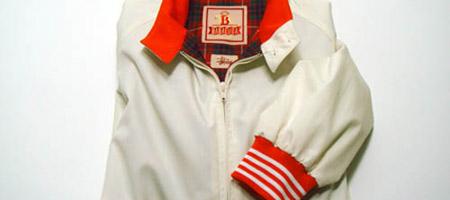 Baracuta x Stussy G9 Jacket