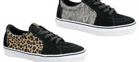 Vans Ave Sk8 Snake / Leopard