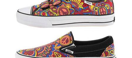 """Vans """"Hippie"""" Pack"""